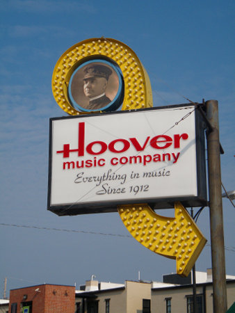 Hoover Music has been a cherished Springfield institutution since 1912.