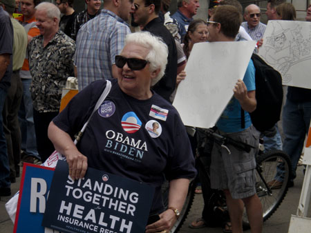 Without a public option or single payer coverage there is no health care reform. I wish our elected officials practiced what they preached. Do unto others as you would unto yourself. Why should the shrinking pool of full time white collar employs be the only ones with adequate health care?