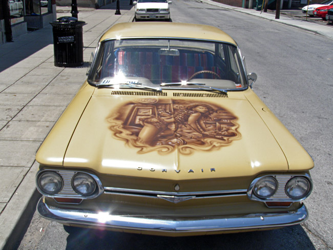 The unsatisfied dreams of a Corvair owner