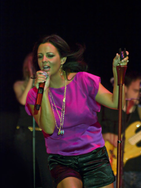Sara Evans headline KTTS's Summer Fest on the grounds of Drury University