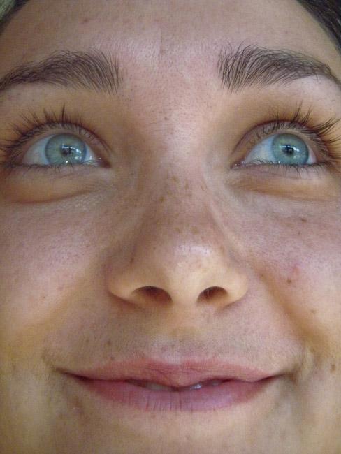 The face of Otillia