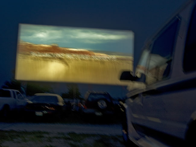A night out at the Drive-In in Aurora, MO