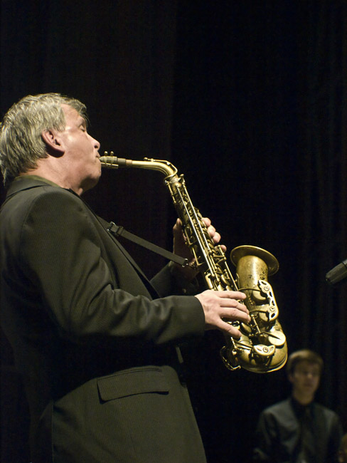 Dick Oates and the MSU Jazz Big Band