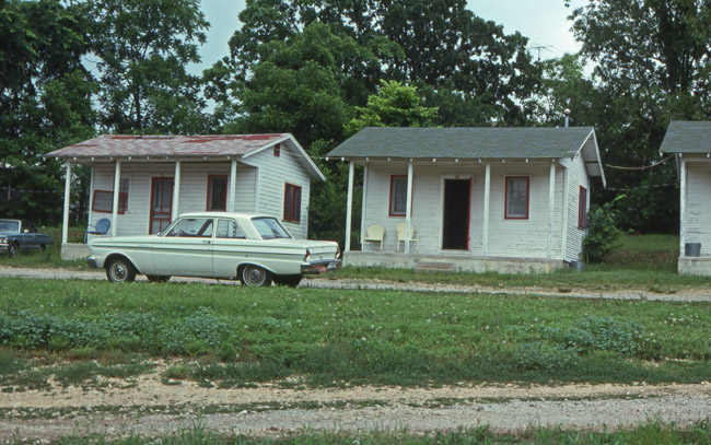 A summer cottage in Osage Beach, circa 1976