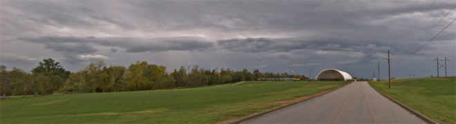 Yesterday's Cloudscape in Southwest Springfield