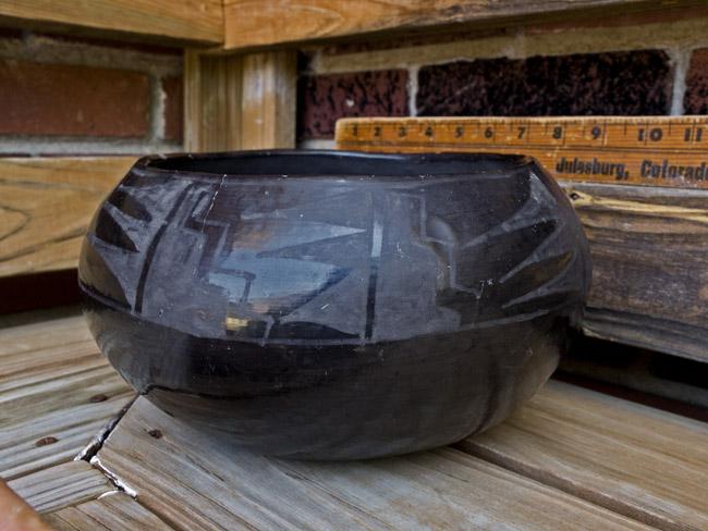 A Santa Clara bowl
