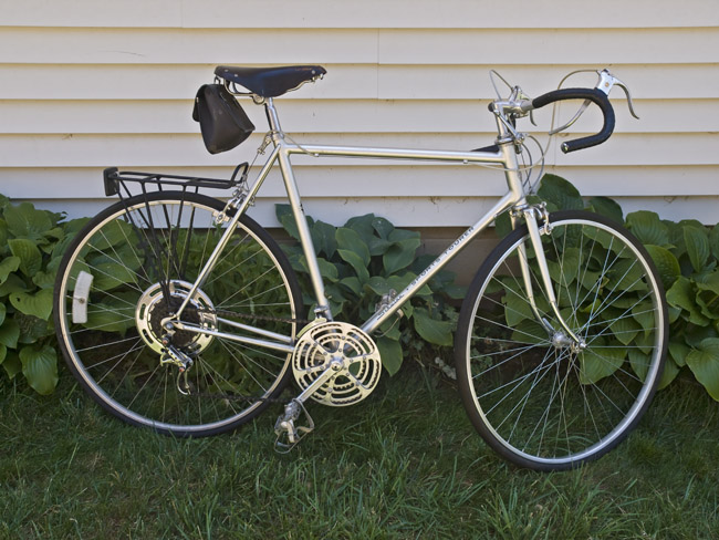 A Beautiful 1971 Schwinn Sports Tourer