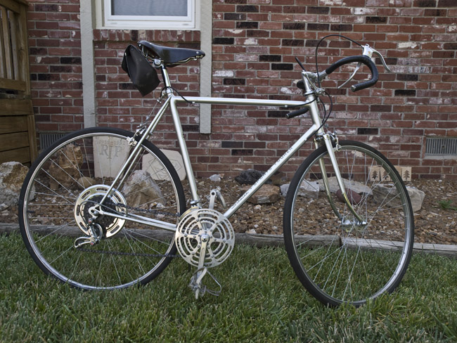 1971 Schwinn Sports Tourer
