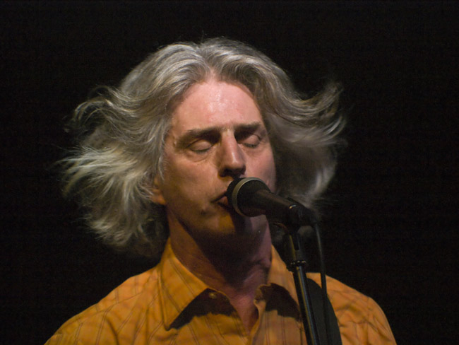 The flying hair of Bob Walkenhorst