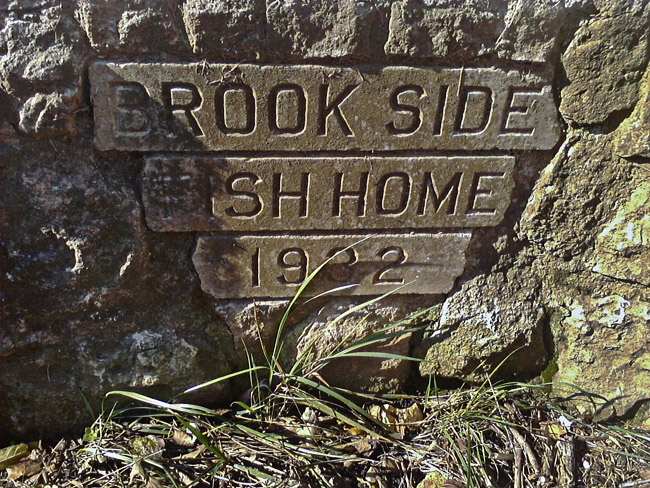The Brook Side Fish Home in Fassnight Park