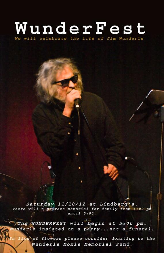 Wunderfest Saturday November 10, 2012