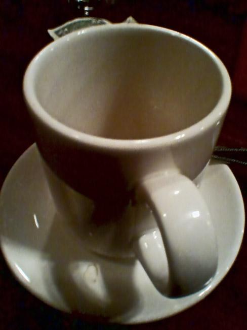 Coffee at the Farmer's Gastro Pub