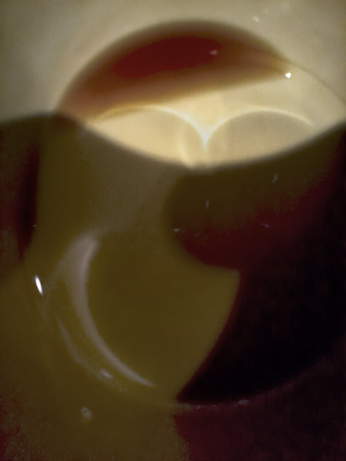 There is a monkey in my coffee