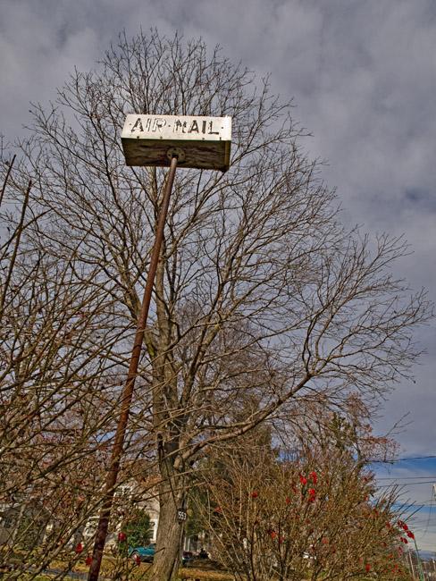 Air Mailbox, circa 2009