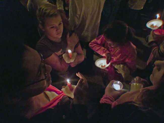 The Candle Light  Vigil for Hailey OwensThe Candle Light  Vigil for Hailey OwensThe Candle Light  Vigil for Hailey Owens
