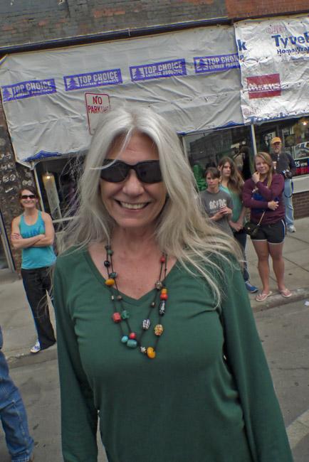 Kay had a wonderful smile