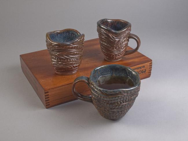 The tea cups of Heather Barr