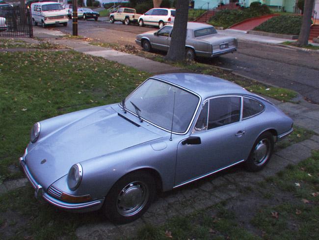 1966 Porsche 1912, circa 2003