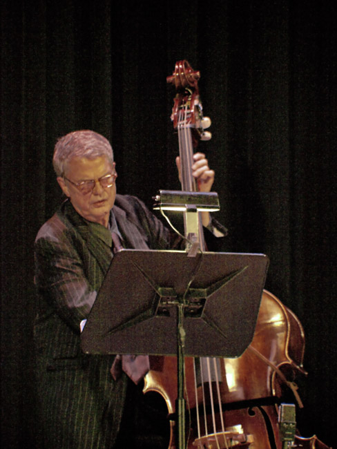 "Springfield's own Little Cowboy Charlie ""Charlie Haden"" has passed away"