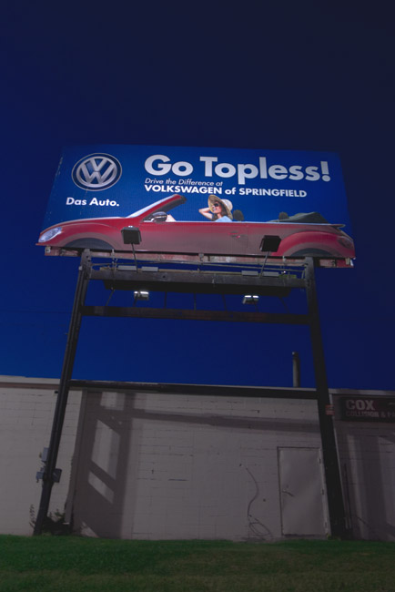 Go Topless