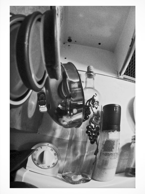 Stove top still-life, a Little Cyclops photo