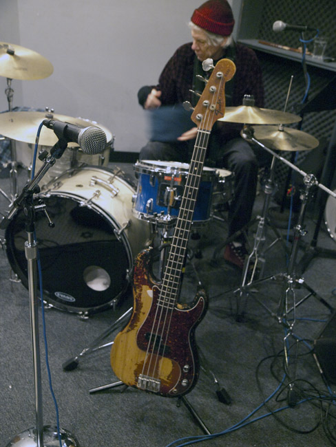 Lou Whitney's Fender Bass