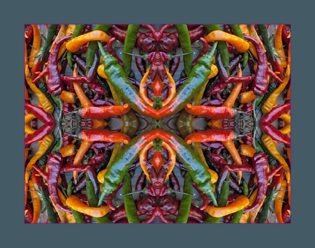 Cayenne Pepper Mandala