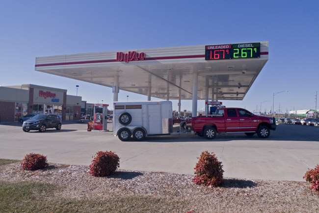 Gas Prices, January 10, 2015