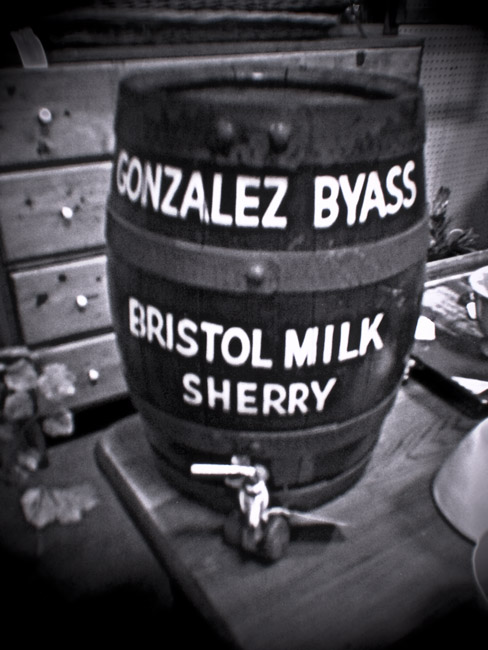 Gonzalez Byass, Bristol Milk Sherry, a 100 Days of the Mundane