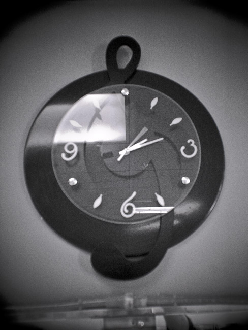 Wall Clock, 100 Days of the Mundane