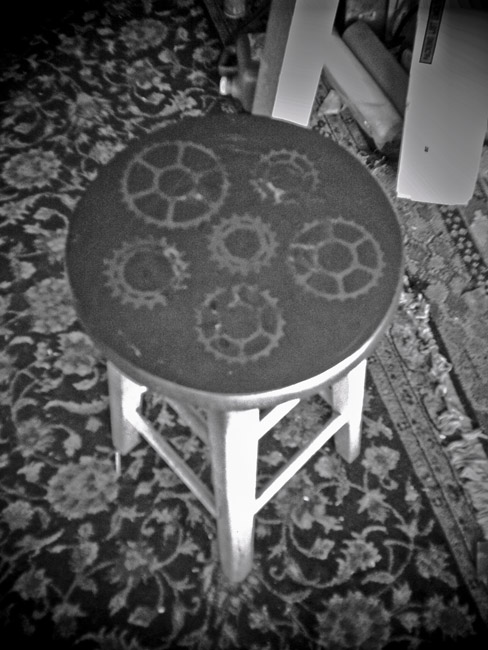 Bar Stool, 100 Days of the Mundane