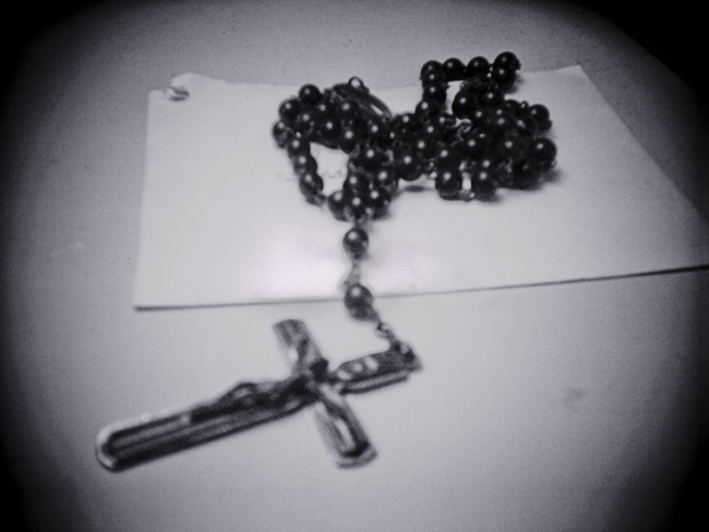 Rosary, 100 Days of the Mundane