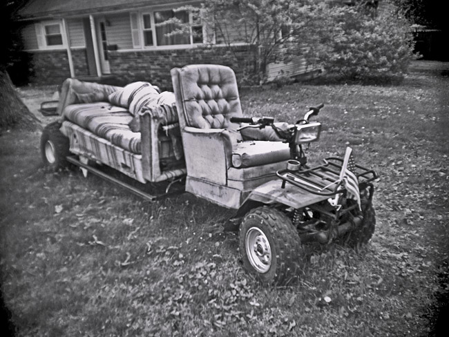 Sadie's, Hillbilly Stretch Limousine