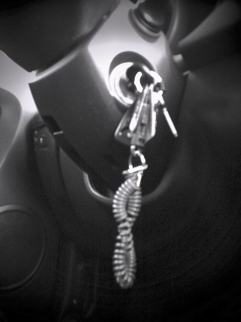 Car Keys, 100 Photographs of the Mundane