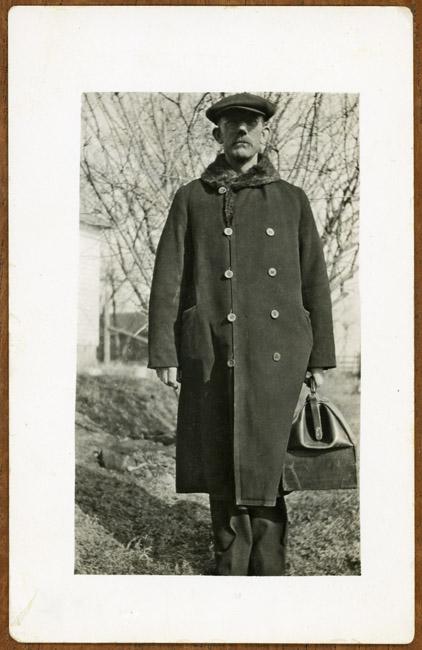 My great grandfather Georg Gustav Karl Sprick