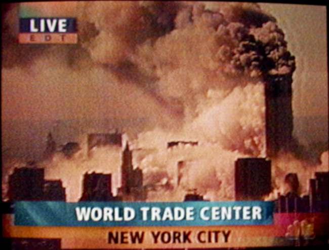 The World Trade Center was targeted