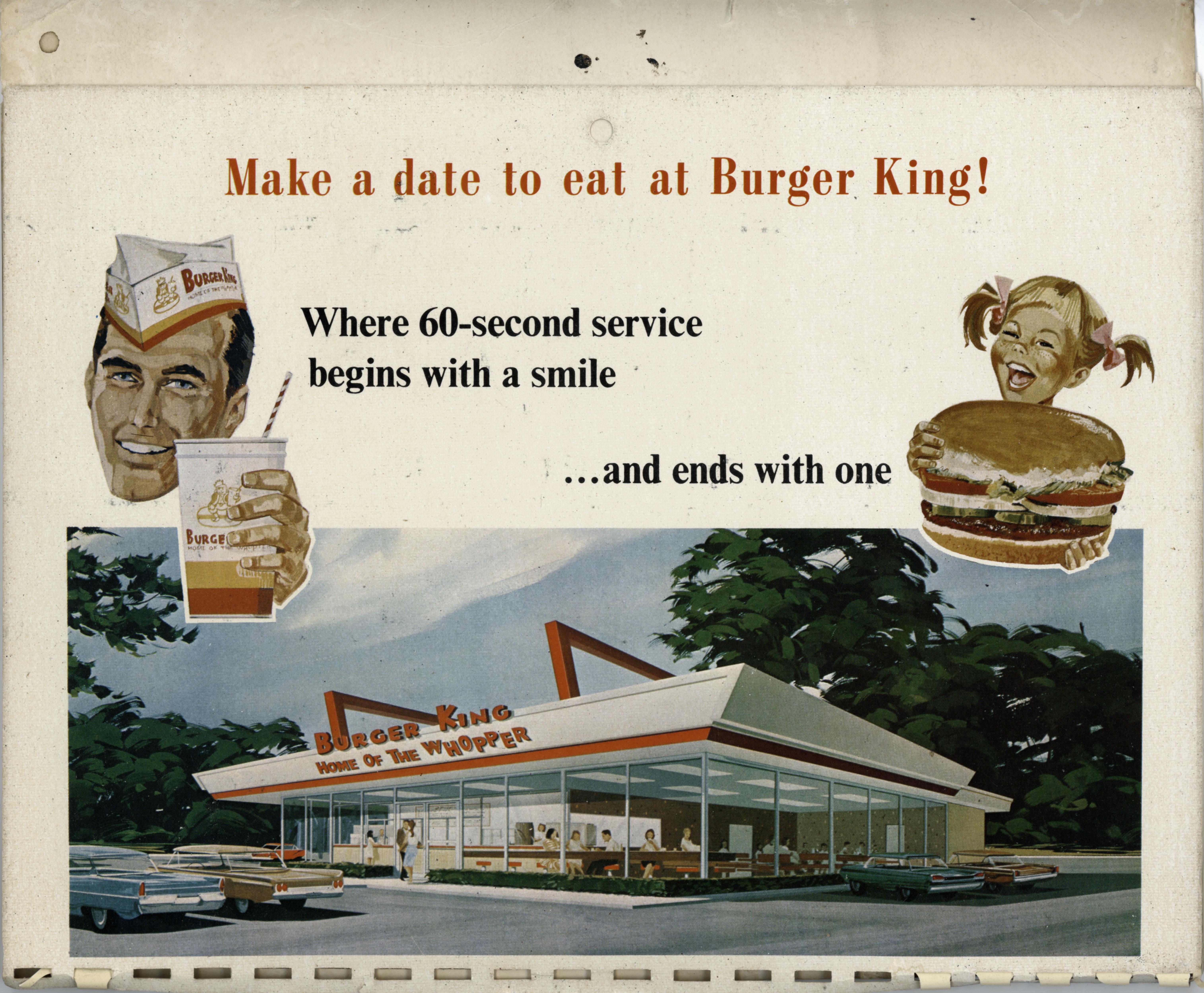 1968 and 1969 burger king calendars  u00ab james k  radke