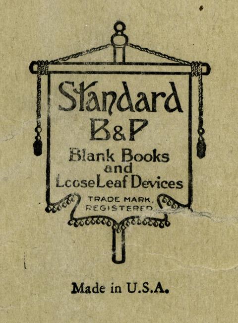 Standard B & P logo
