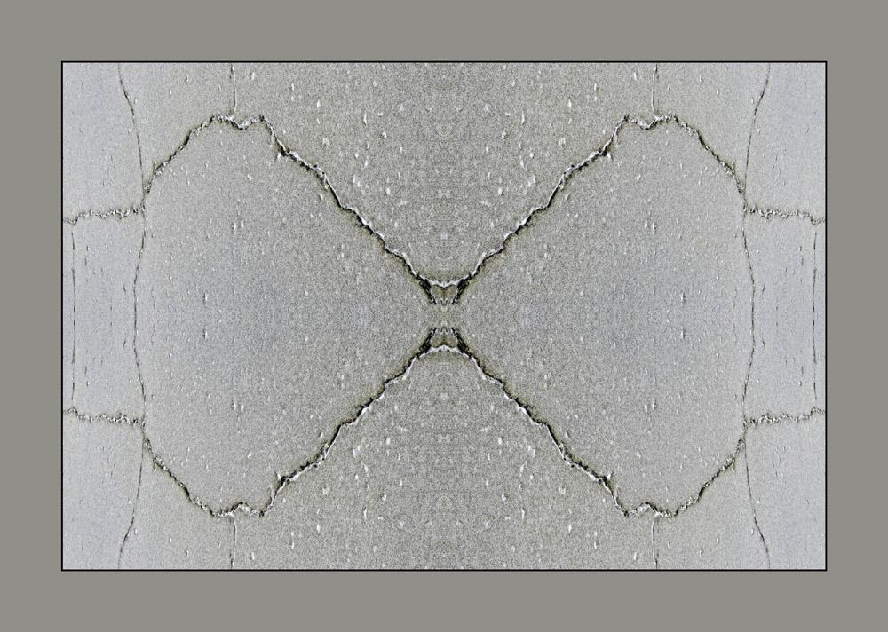 The Concrete and Snow Mandala