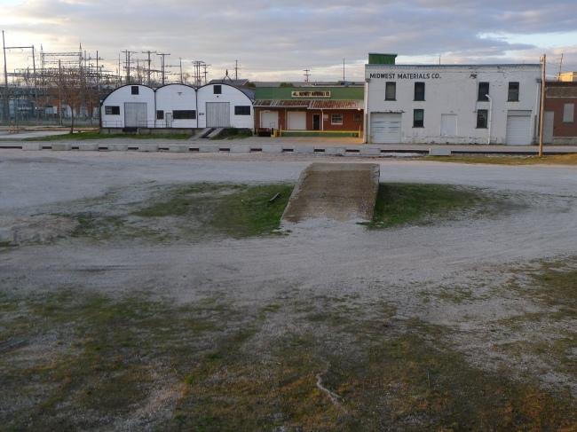 Vacant lot, Springfield, Missouri