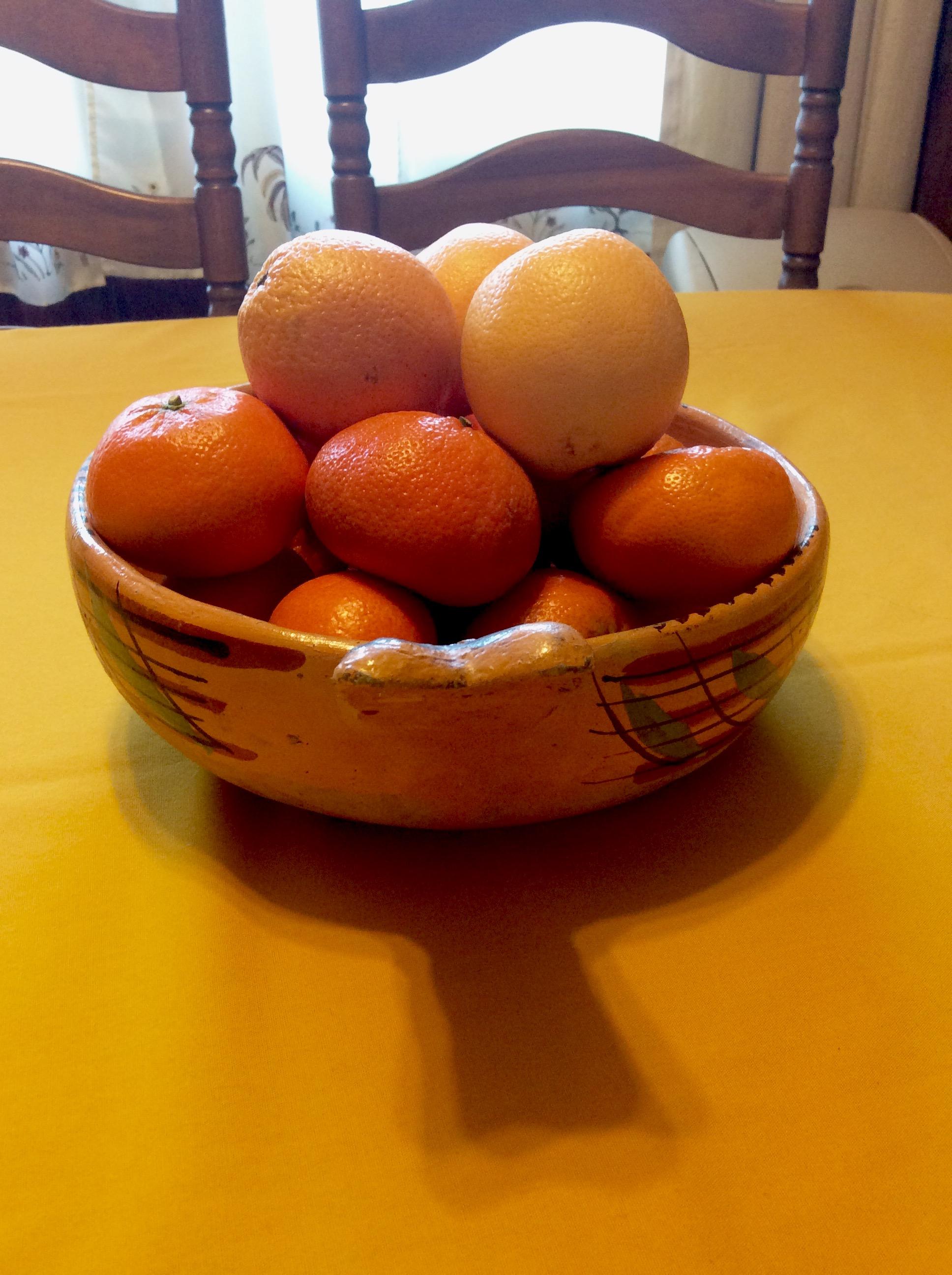 Study in Orange