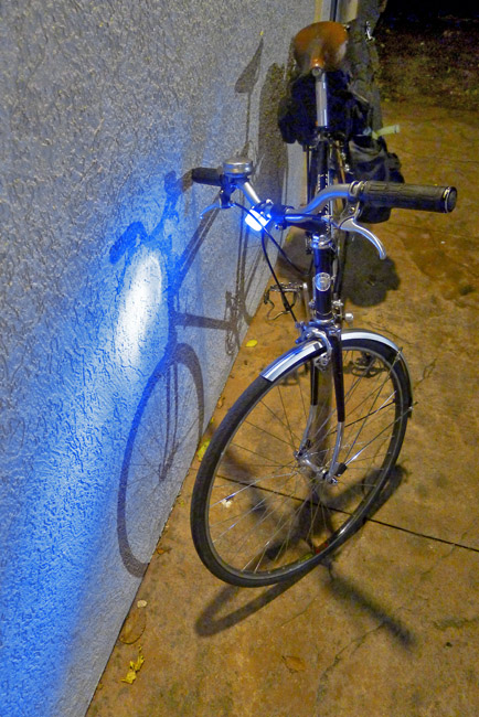 The Illuminated Biciclete