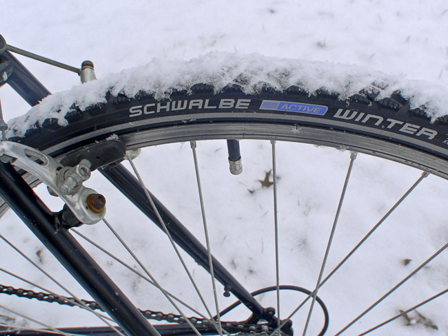 Studded Schwable Winter tires