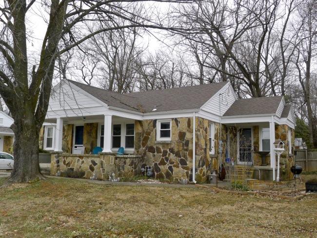 Ozark Giraffe house, 1161 E Bennett
