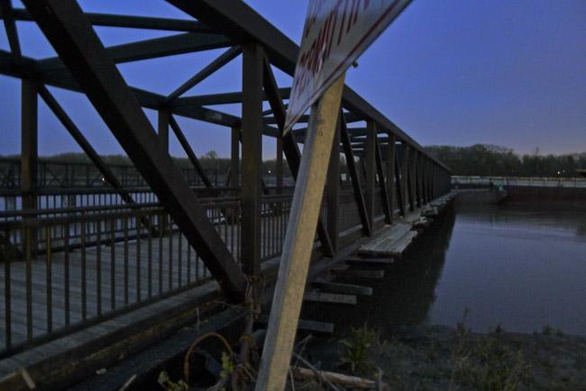 "Evening on the ""Big Muddy"" Missouri River"