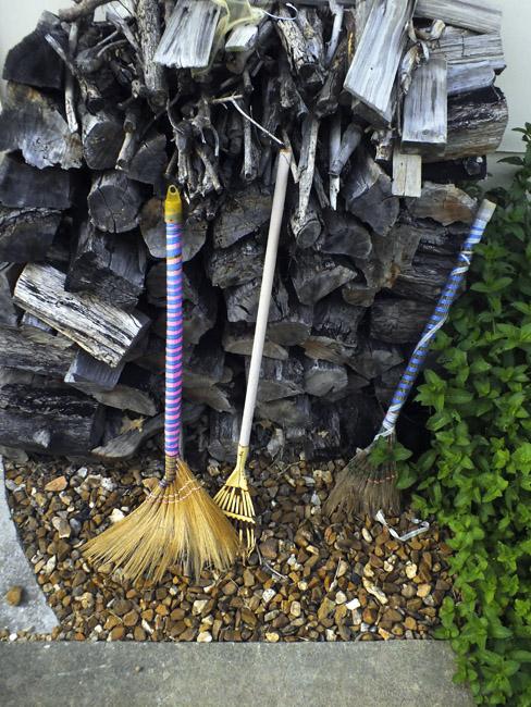 "Jenna""s garden implements"