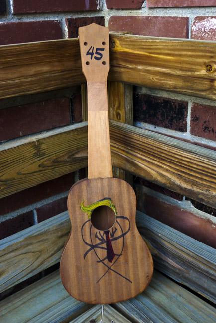 45 a new soprano ukulele