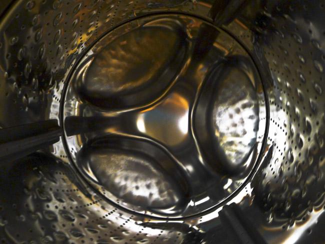 Washing machine tumbler