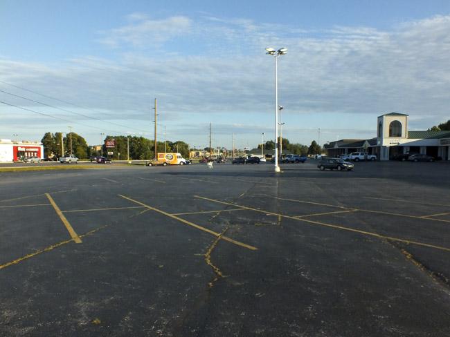 Parkcrest Shopping Center
