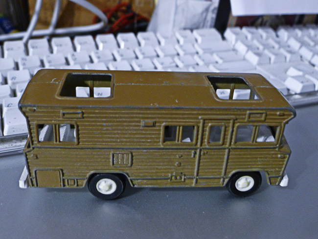 A Winnebago for Ian